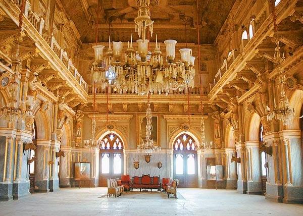 آینه محل در هند