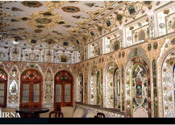 هنر آینه کاری در طول معماری معاصر