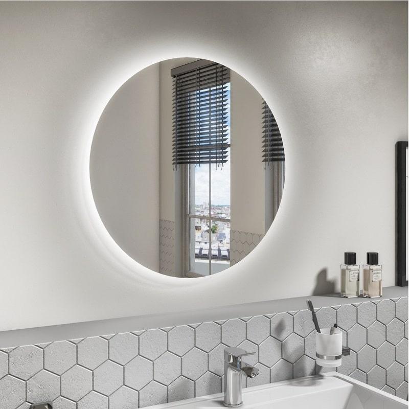 آینه نور مخفی
