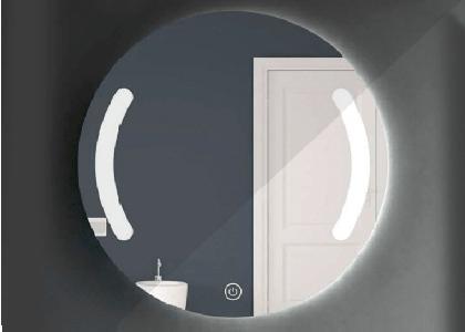آینه بک لایت ضد بخار