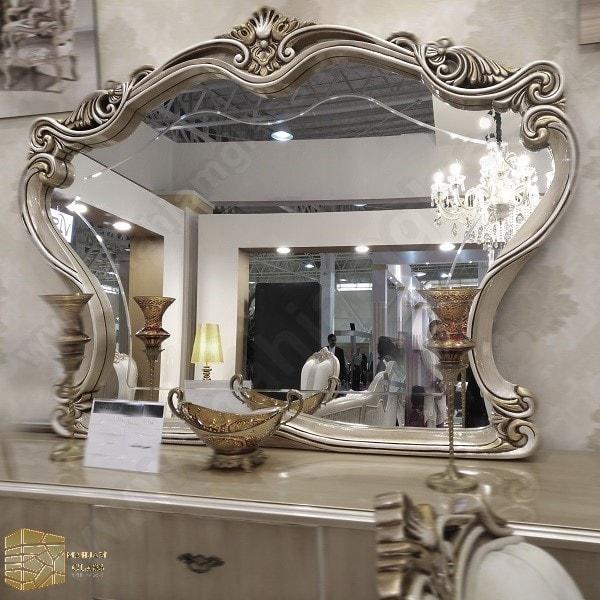 آینه میز آرایش کد 12018