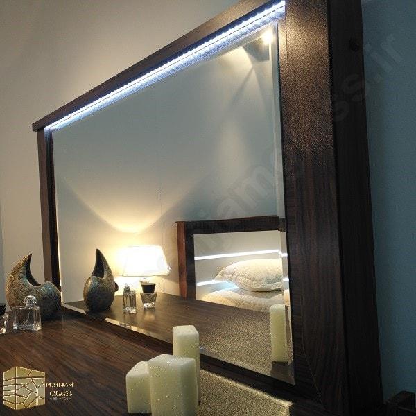 آینه میز آرایش کد 12016