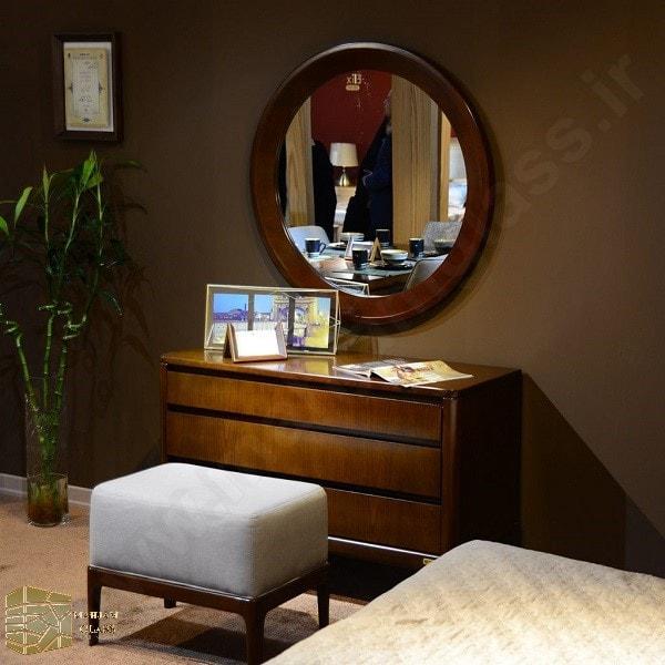 آینه میز آرایش کد 120113
