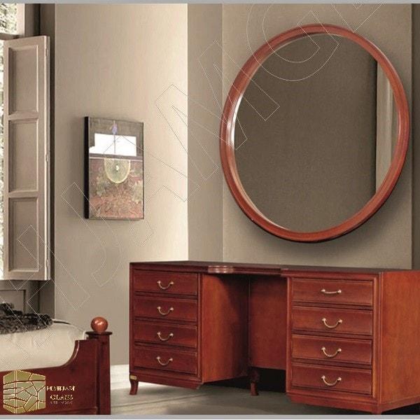 آینه میز آرایش کد 120115