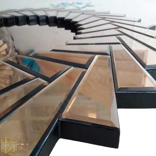 آینه دکوراتیو خورشیدی