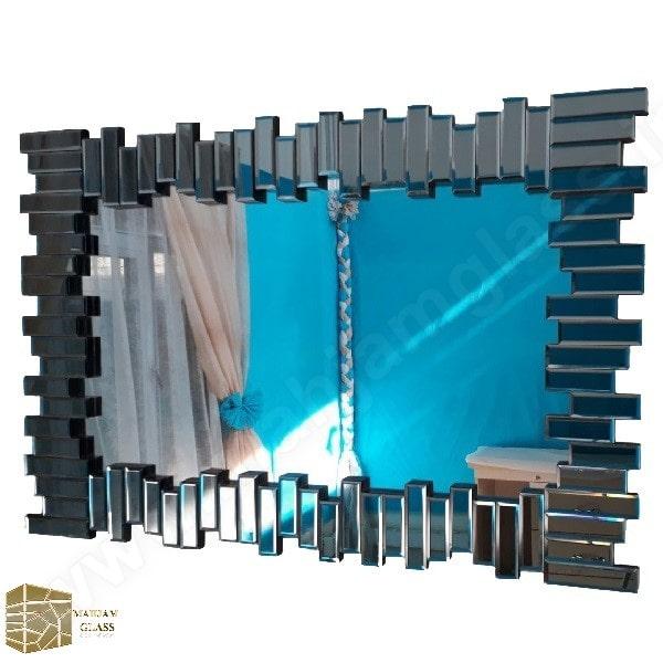 آینه دکوراتیو سوان مدل02