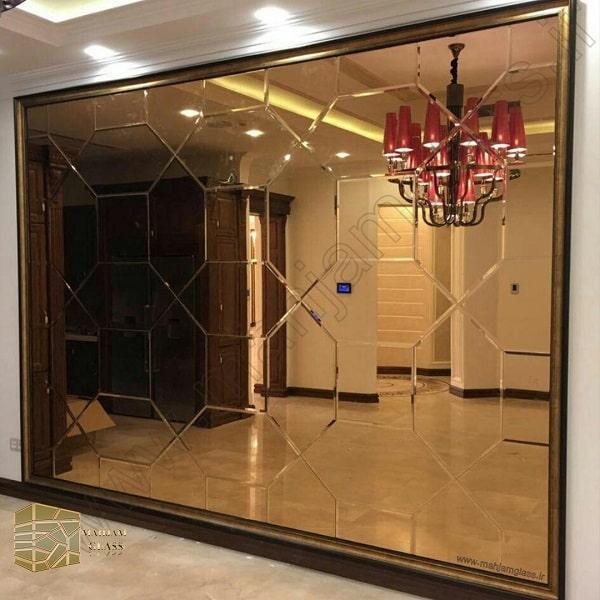 آینه دکوراتیو رویال