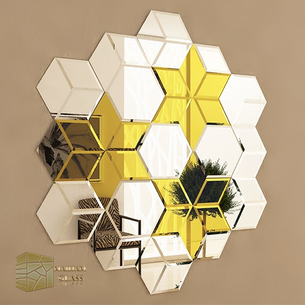 Star design tile