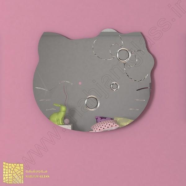 Kitty design fantasy mirror