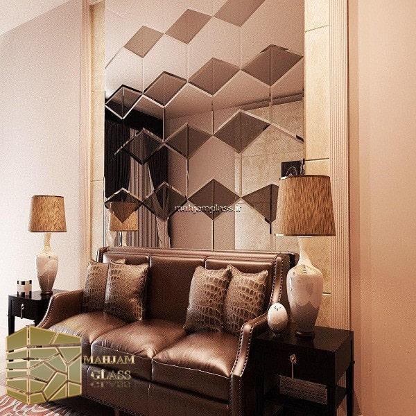 Volumetric design tile